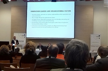 "Międzynarodowa konferencja ""PERSPECTIVES OF LOCAL GOVERNMENTS in Central - Eastern Europe Common Learning and Innovations"", 15-16 listopada 2018 r.,  Budapeszt"